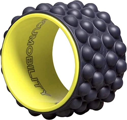 The Ultimate Back Roller : Acumobility, myofascial Release, Trigger Point, Yoga Wheel, Foam Roller, Back Pain, Yoga W...