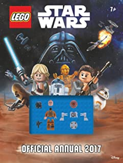 Official LEGO® Star Wars Annual 2017