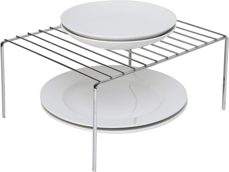 Kitchen Details Ranking TOP7 Chrome Medium Helper Organizer Cabinet Ma Shelf Max 81% OFF