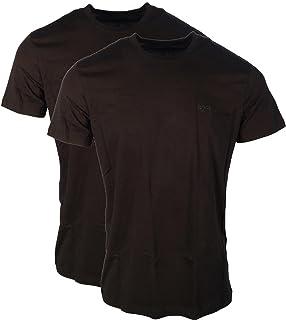 BOSS Men's 2P RN/CO T-Shirt (Pack of 2)
