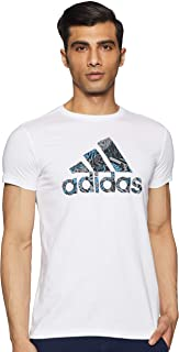 adidas MH BOS GRAPH T WHITE for MALE