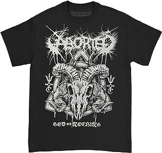 Aborted Men's God of Nothing T-Shirt Black