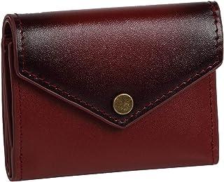 [ラファエロ]Raffaello 一流の革職人が作る スフマート製法で仕立てた ミニ財布 極小財布