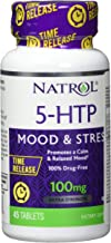 5-Htp 100Mg Time Release by Natrol - 45 Tab, 2 Pack