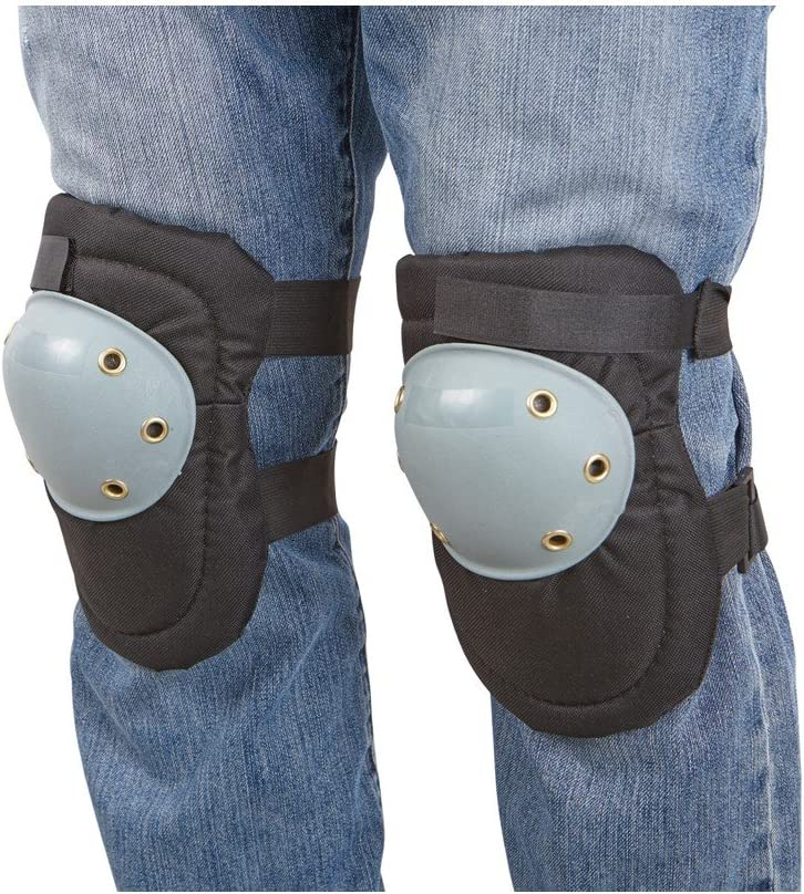 Hard Polypropylene Ranking TOP17 Bombing free shipping Cap Knee Pads Fits Size One All