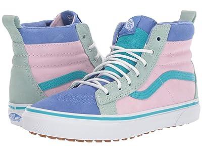 Vans Kids SK8-Hi MTE (Little Kid/Big Kid) ((MTE) Lilac Snow/Ultramarine) Girls Shoes