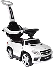 Best Ride On Cars 4 in 1 Mercedes PC White
