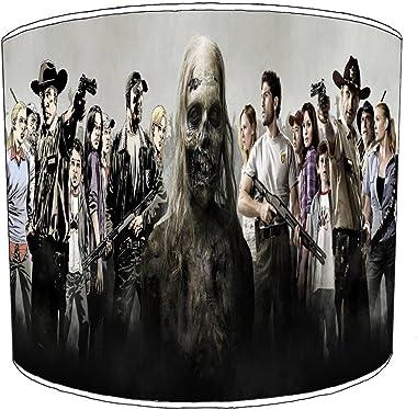 Premier Lighting Ltd 12 inch The Walking Dead Abat-jour3 pour Une Lampe de Table