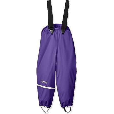 CareTec Pantalones Impermeable Unisex Niños, Morado (Purple), 80