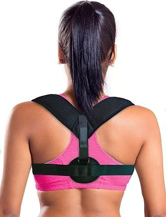 Bangbreak Figure 8 Posture Corrector Clavicle Support Brace for Upper Back & Shoulder, Best Brace Help to Improve Posture for Men & Women