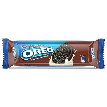 Cadbury Oreo Chocolate Creme Biscuit, 120 g Pack