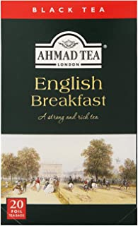 Ahmad Teas - English Breakfast Tea 1.4oz - 20 Tea Bags