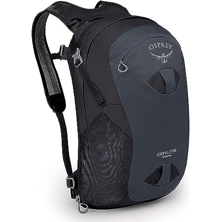 Osprey Daylite Travel Rucksack für Arbeit, Schule und Freizeit, unisex - Black O/S