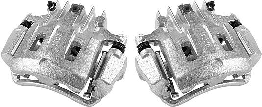 CCK11470 [2] REAR [ 2WD 4WD ] Premium Grade OE Semi-Loaded Caliper Assembly Pair Set