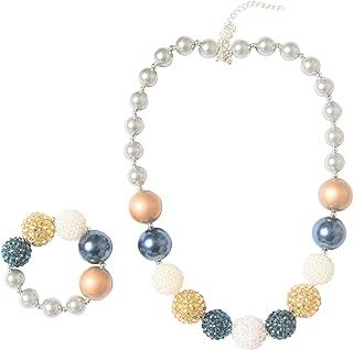 La Bella Rose Boutique Bubblegum Necklace set
