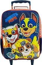 Mala Com Rodas 14 Paw Patrol Mighty Pups - 8721 - Artigo