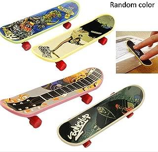 Random Color 5PCS Board Truck Anime Finger for Kids Durable Toy Gift Non-toxic Skateboard