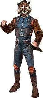 Men's Guardians of The Galaxy Rocket Raccoon Costume