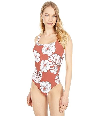 Roxy Garden Trip One-Piece Swimsuit Women