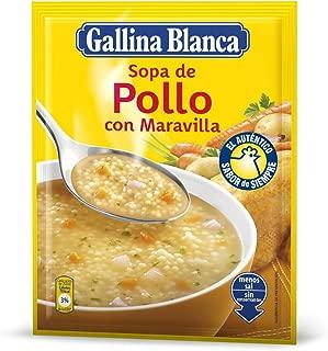 Gallina Blanca - Sopa De Pollo Con Maravilla