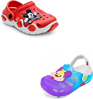 BOOMER CUBS Kids Clogs & LED Clogs Combo (Any Combination)