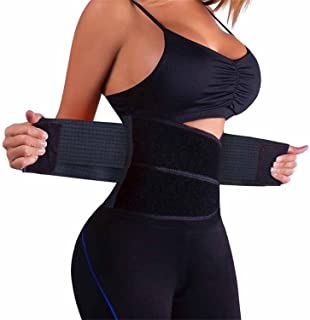 Waist Trainer Women - Waist Cincher Trimmer - Slimming Body Shaper Belt