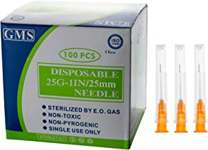 Best bd 25g 1 inch needle Reviews