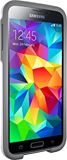 Otterbox Commuter Series Samsung Galaxy S5 Case - Standard Packaging Protective Case for Galaxy S5 - Glacier (White/Gunmetal Grey)