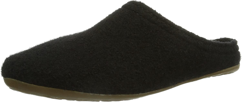 Haflinger Womens Dakota Classic Wool Sandals