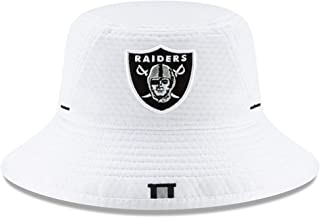 NFL Official Onfield Sideline 2019 NFL Training Camp Bucket Hat White