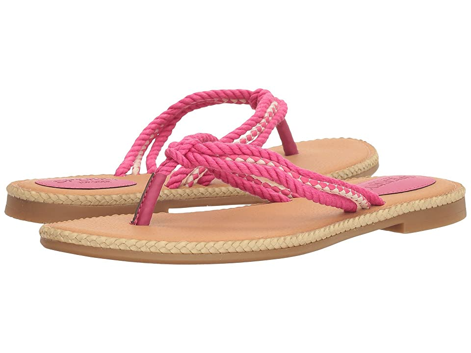 Sperry Anchor Coy Box (Raspberry) Women