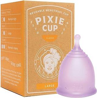 comprar comparacion Pixie Menstrual Cup Nº 1 para más cómodo copa menstrual y Mejor Remoción Stem Todas las demás marcas cada taza de adquirir...
