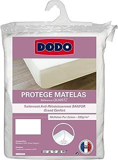 DODO PROTÈGE MATELAS QUARTZ - ABSORBANT - 140 x 190 cm