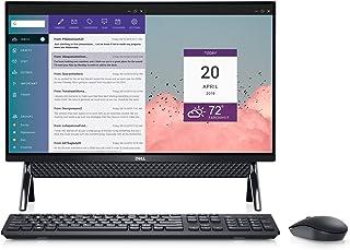 Dell Inspiron 5490-24インチ オールインワン FHD Touch, Intel Core i3, 8GB Memory , 1TB SATA, Windows 10 Home - ブラック (i5490-3036BLK-PUS)