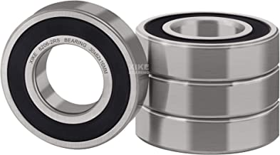 Best 6206 2rs bearing dimensions Reviews