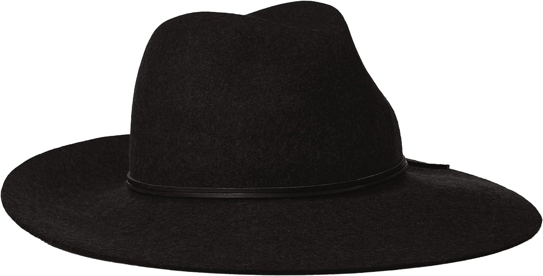 Phenix Cashmere Women's Wide Brim Don't miss the campaign Felt Fedora Ranking TOP18 Hat Wool
