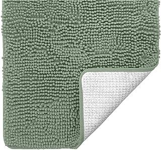 Gorilla Grip Original Luxury Chenille Bathroom Rug Mat, 30x20, Extra Soft and Absorbent Shaggy Rugs, Machine Wash Dry, Per...
