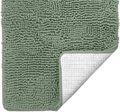 Gorilla Grip Original Luxury Chenille Bathroom Rug Mat, 44x26, Extra Soft and Absorbent Large Shaggy Rugs, Machine Wash Dr...