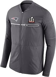 Patriots Nike NFL Super Bowl 51 LI Men's Full-Zip Hybrid Jacket