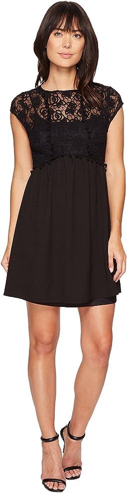 Lace Netting Dress KS4K7904