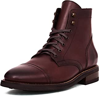 Captain Men's Lace-up Boot