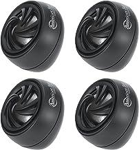 $70 » American Bass SQ T2 Soft Aluminum Dome 120 Watt Neodymium Swivel Tweeter Speaker with Butyl Rubber Surround and Woven Carb...