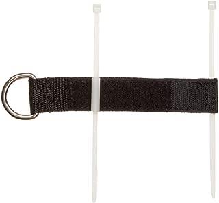 Maddak Wear Ease Black Color, Shoe Fastener Kit (Bag of 4) (738170040)