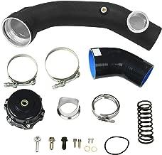 BLACKHORSE-RACING AIR Intake Turbo Charge Hard Pipe KIT 50MM BOV for BMW N54 E88 E90 E92 135i 335i
