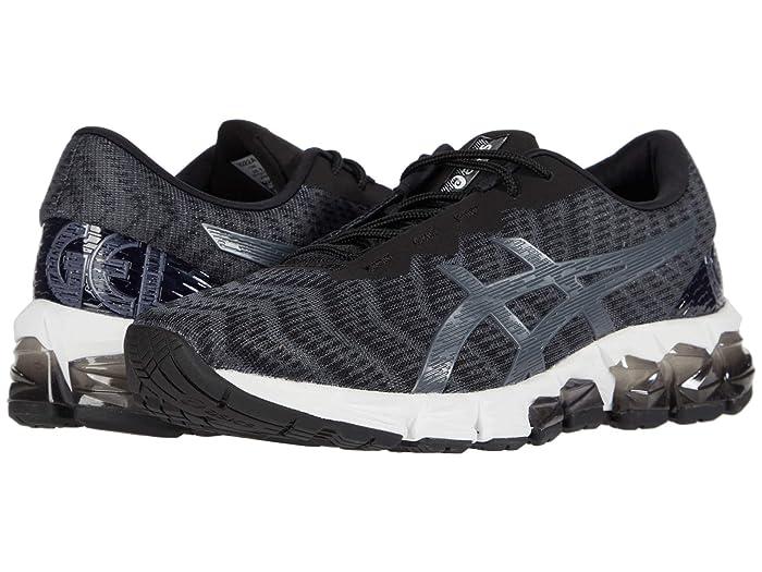 ASICS  GEL-Quantum 180 5 (Black/Carrier Grey) Womens Running Shoes