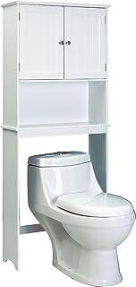 Jocca Mueble para Baño Madera Blanco 193.5x65x22.5 cm