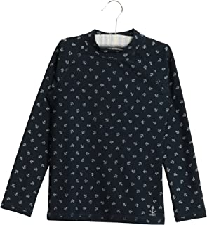 SwimT-ShirtDilanLS(wt-1950-162navy12y)