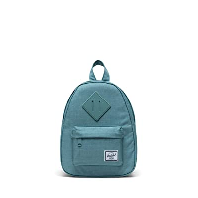 Herschel Supply Co. Heritage Mini (Oil Blue Crosshatch) Backpack Bags