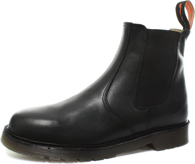 TredFlex Twin Gusset Unisex Chelsea Boots