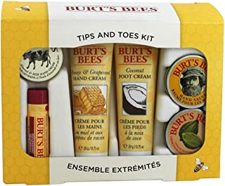 Burt's Bees Tips n Toes Hand and Feet Kit